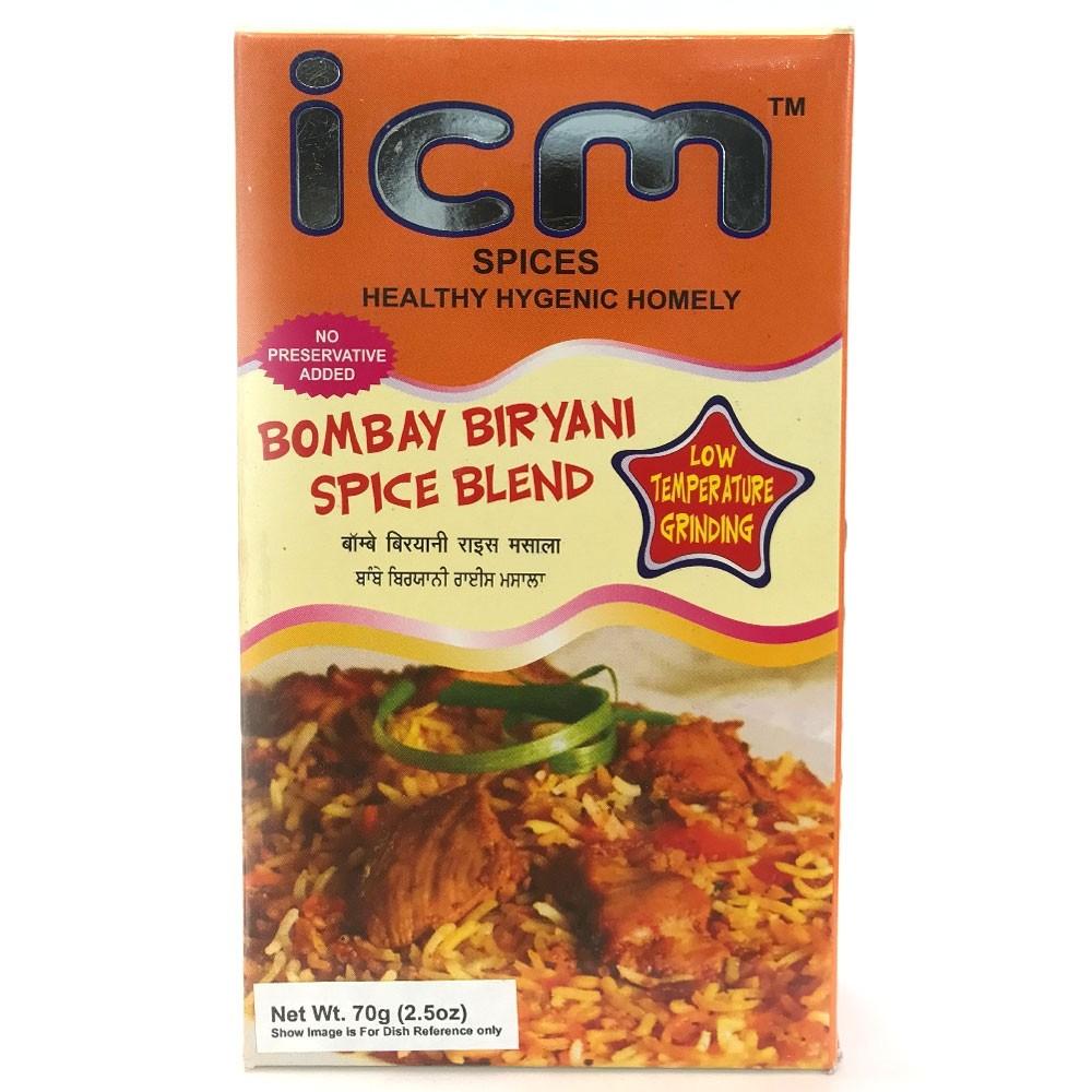 Bombay biryani masala ICM