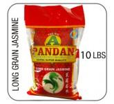 Big A pandan hele korrel 10 lbs / 4.54 kg