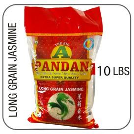 Avtar pandan rijst