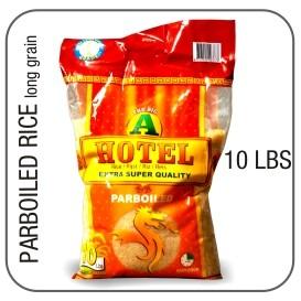 Avtar parboiled rijst 10lbs