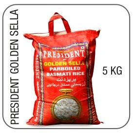 president golden sella 5 kg