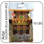 Avtar golden sella 10 lbs