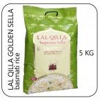 Lal Qilla premium sella basmati 5 kg