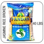 broken pandan rijst