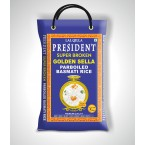 President super broken golden sella basmati 20 kg