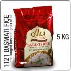 Qilla gold 1121 indian long grain basmati