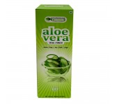 Aloe vera juice 1000 ml with fiber